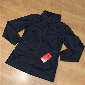 NWT The North Face Resolve Parka Jacket, Black, M